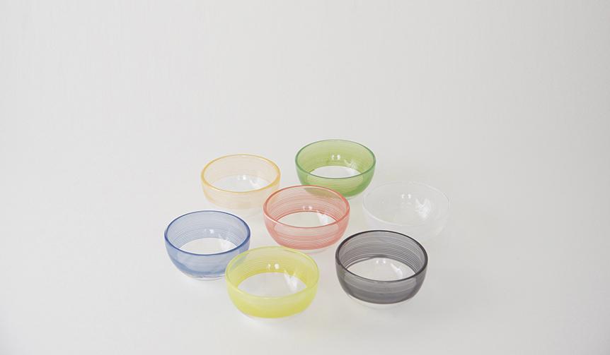 CHIGO|国内屈指のガラス工房「スタジオプレパ」と共同開発したガラスボウルが発売