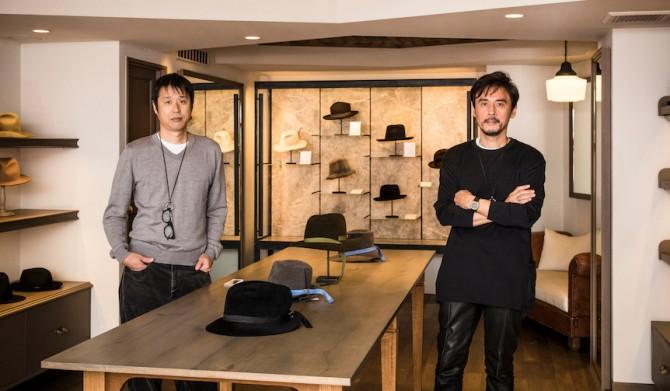 M・A・R・S 米山庸二 × 木島隆幸氏 特別対談「ファッション小物の生きる道」