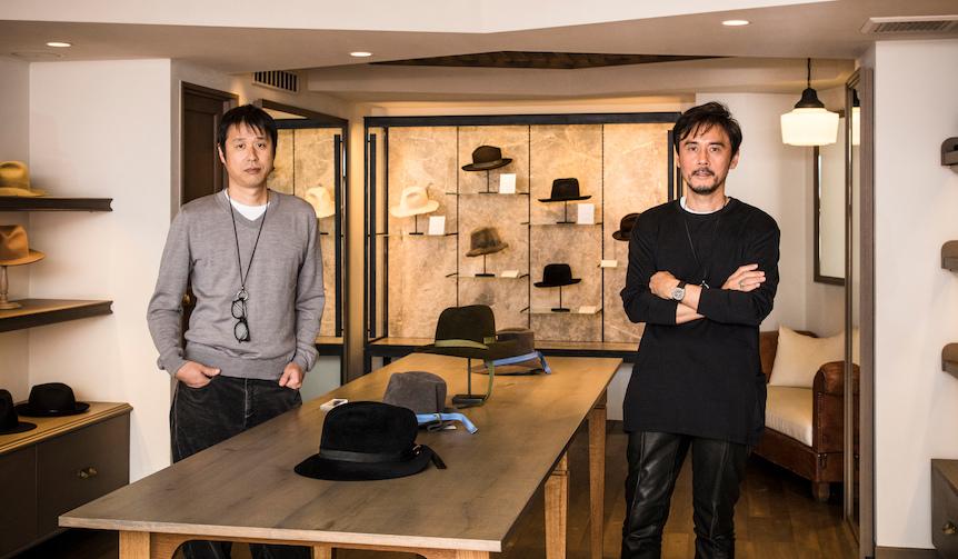 M・A・R・S|米山庸二 × 木島隆幸氏 特別対談「ファッション小物の生きる道」