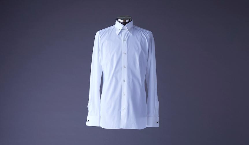 vol.11「トム フォード、ベスト7」WHITE SHIRTS|ホワイトシャツ
