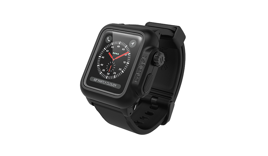 Catalyst|Apple Watch Series 2/3専用の完全防水ケース
