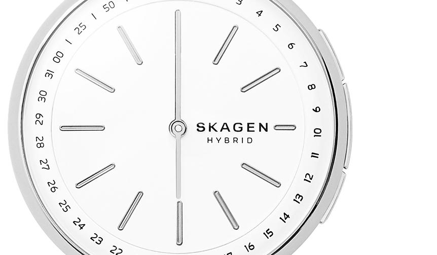 SKAGEN|レディスコレクションから、過去最小サイズのハイブリッドスマートウォッチを発売