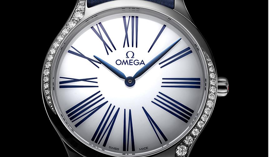 OMEGA|古典的ディテールを極め、モダンな印象へと昇華。日米先行発売のレディスウォッチ