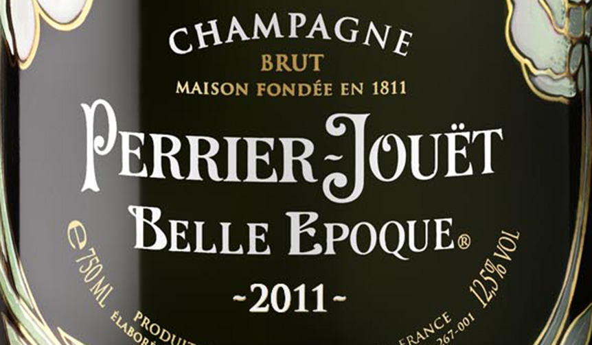 Perrier-Jouët|華麗なる新ヴィンテージ「ペリエ ジュエ ベル エポック 2011」