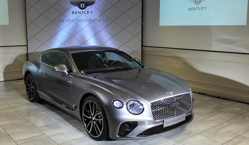 Bentley Continental GT|ベントレー コンチネンタルGT