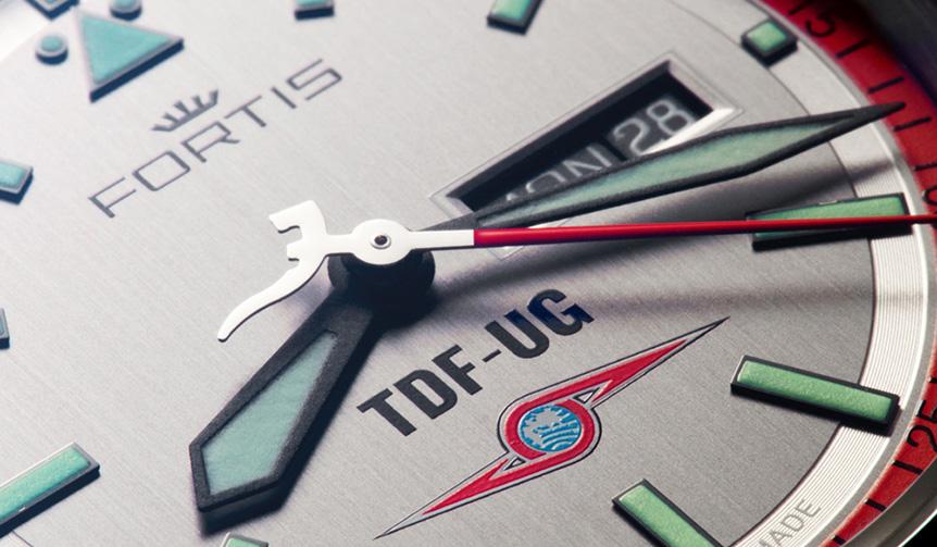 FORTIS|フォルティス発の最新限定モデルは、ウルトラセブンとコラボレート!?