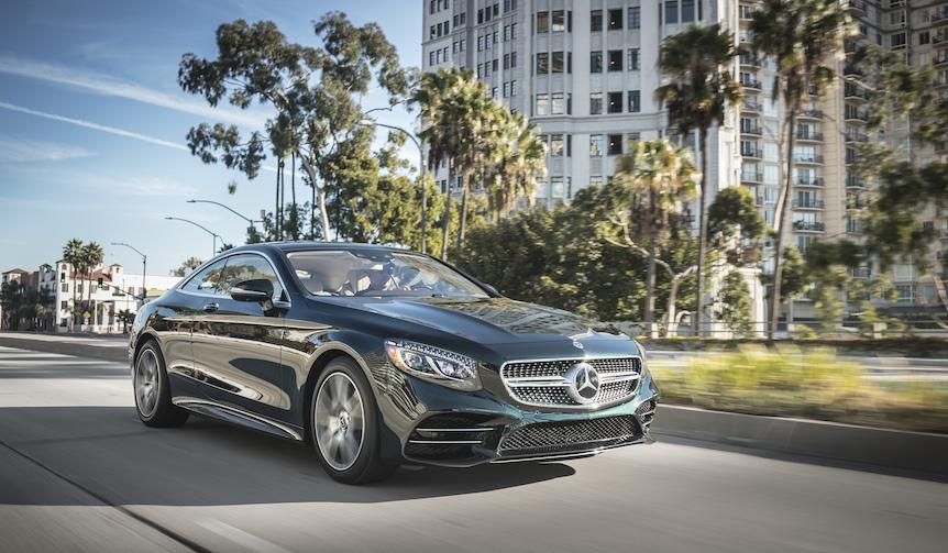新しくなったSクラス クーペとカブリオレに試乗|Mercedes-Benz
