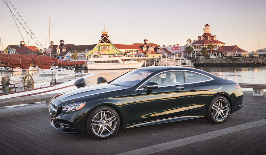 Mercedes-Benz S 560 4MATIC Coupe|メルセデス・ベンツ S 560 4マティック クーペ