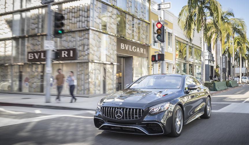 Mercedes-AMG S 63 4MATIC+ Coupe|メルセデスAMG S 63 4マティック+ クーペ