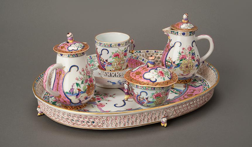 ART|エリザベートも愛したハンガリーの名窯「ヘレンド」のあゆみを巡る展覧会