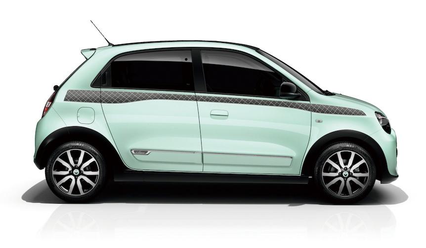 Renault Twingo La Parisienne|ルノー トゥインゴ ラ・パリジェンヌ