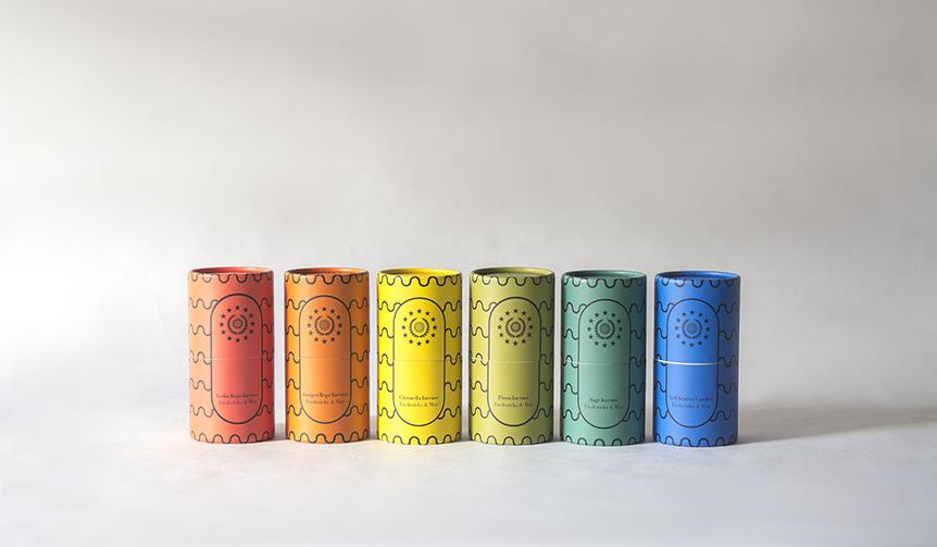 Fredericks and Mae|NYを拠点に活動するデザインチームが香りにアプローチ