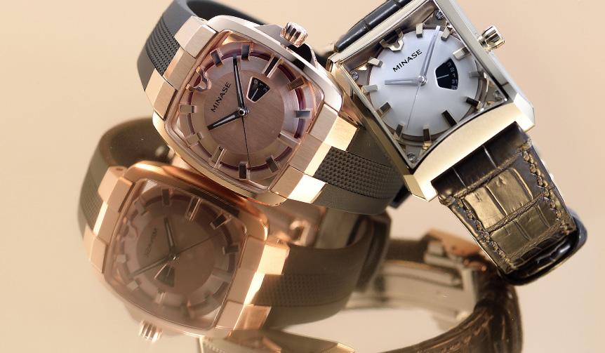 MINASE|オリジナル国産腕時計ブランド「MINASE」よりミッドサイズが登場