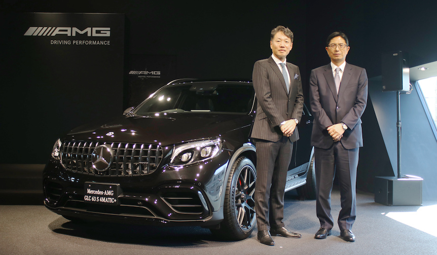 Mercedes-AMG GLC 63 S 4MATIC+ Edition 1|メルセデスAMG GLC 63 S 4MATIC+ エディション1
