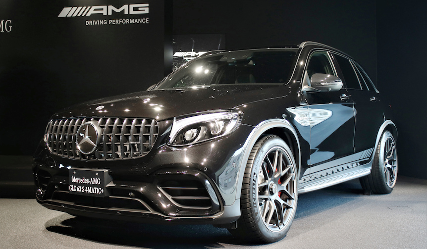 Mercedes-AMG GLC 63 S 4MATIC+ Edition 1 メルセデスAMG GLC 63 S 4MATIC+ エディション1