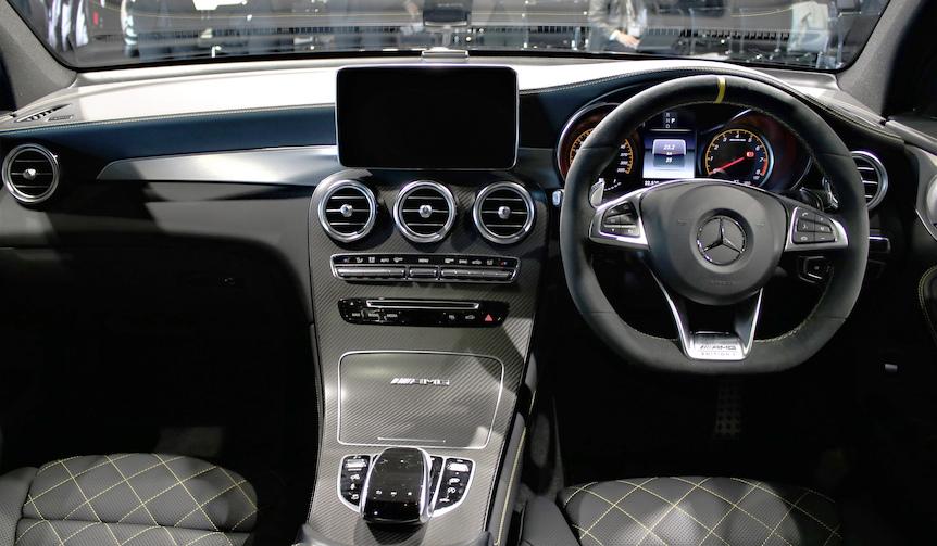 メルセデス「GLC」「GLCクーペ」に初の「63」シリーズを投入|Mercedes-Benz