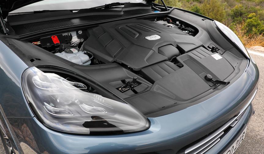 新型カイエンに試乗|Porsche