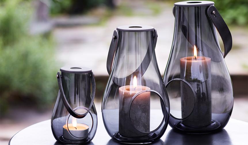 HOLMEGAARD|ブランドを代表する吹きガラスのシリーズに新色が登場