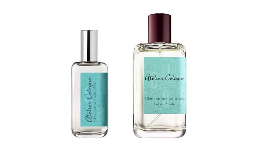 【3/7発売】自然で生き生きとした香り「クレメンティン・カリフォルニア|Atelier Cologne