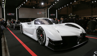 Toyota GR SuperSport Prototype|トヨタGRスーパースポーツ プロトタイプ