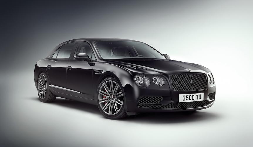 ベントレー フライングスパー V8Sの日本限定モデル登場|Bentley