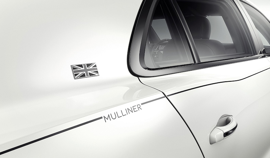 Bentley Flying Spur V8S Stratus edition by Mulliner| ベントレー フライングスパーV8S ストラトゥス エディション by マリナー