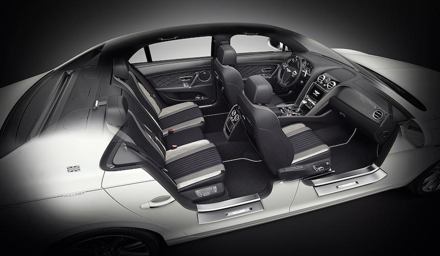 Bentley Flying Spur V8S Stratus edition by Mulliner  ベントレー フライングスパーV8S ストラトゥス エディション by マリナー