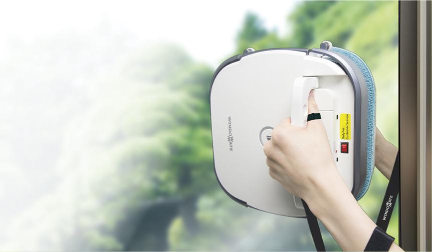 "WINDOWMATE|""窓掃除の習慣化""を促進。画期的な掃除ロボットが販売開始"