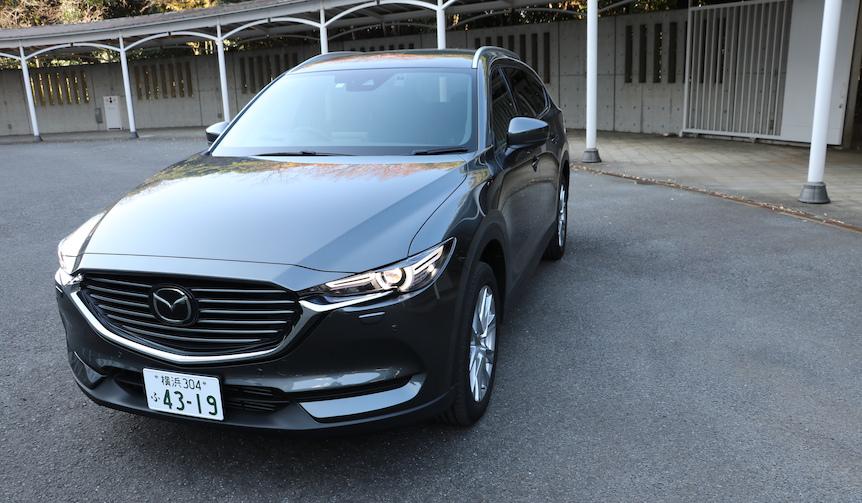 マツダの新型SUV「CX-8」に試乗|Mazda
