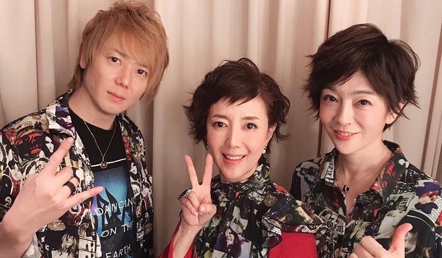 戸田恵子×植木 豪|CASUAL LIVE 17と、BGブランド初のニット帽