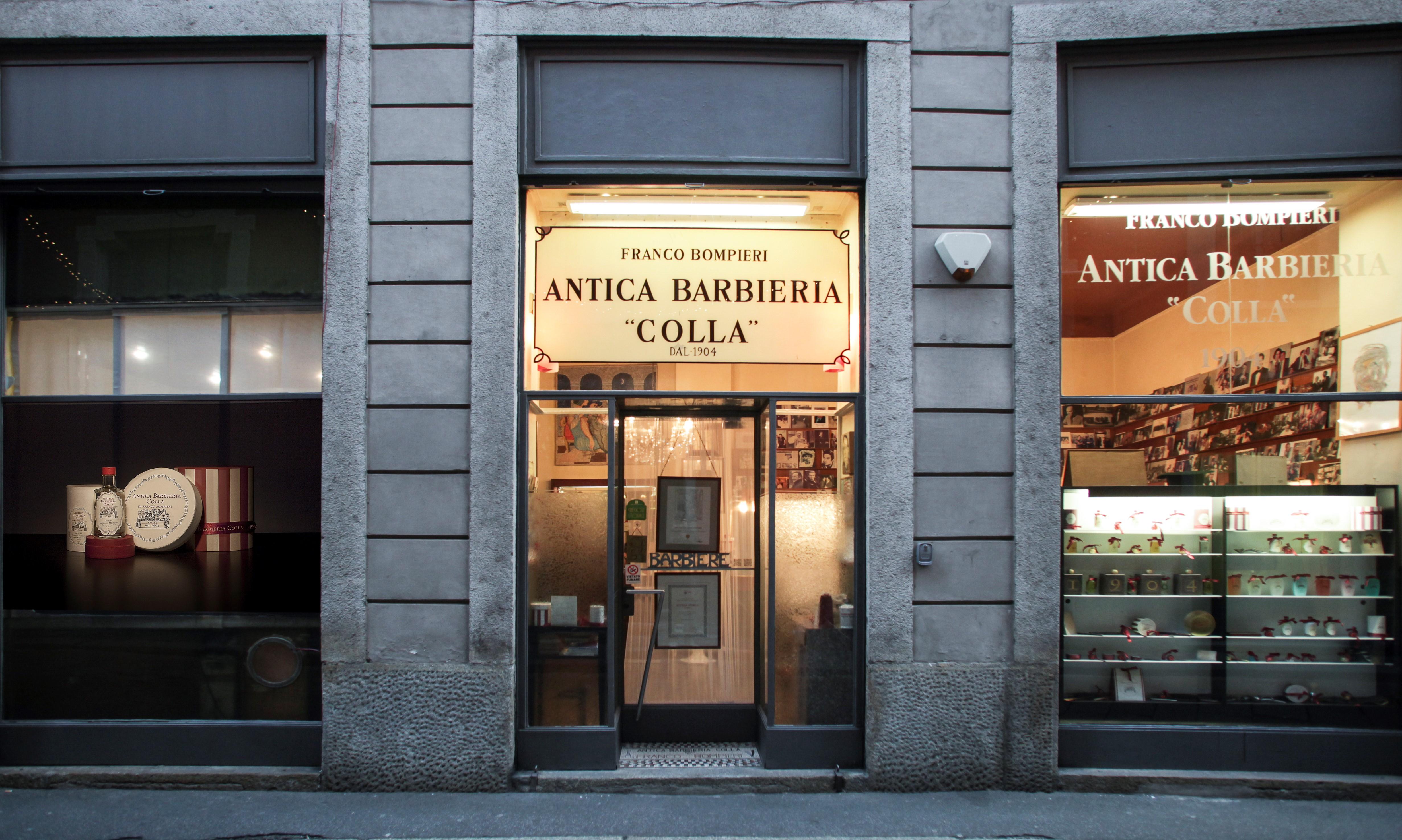 Antica Barbieria Colla|ミラノの理容店が手掛ける高級メンズグルーミングアイテム