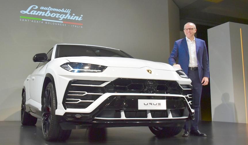 Lamborghini Urus|ランボルギーニ ウルス002