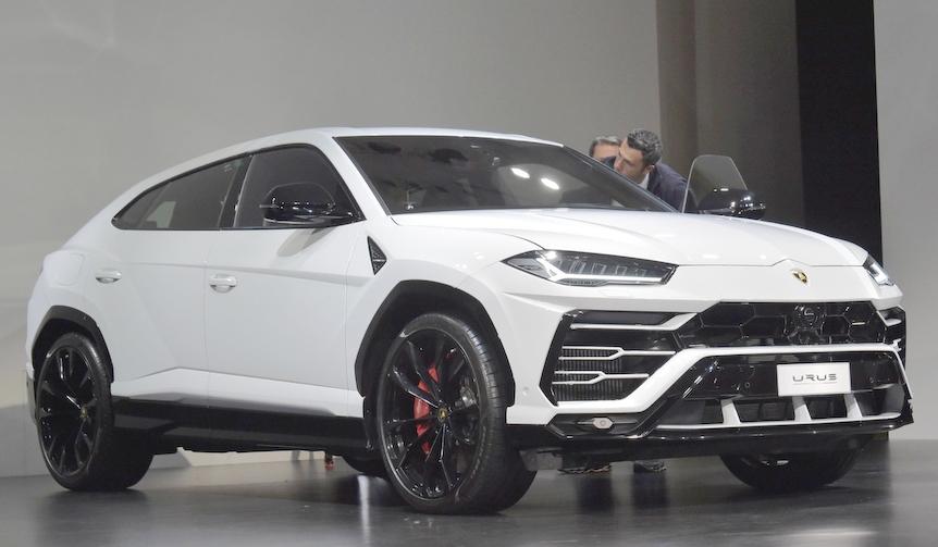Lamborghini Urus|ランボルギーニ ウルス003