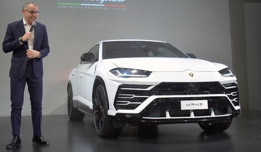 Lamborghini Urus ランボルギーニ ウルス005