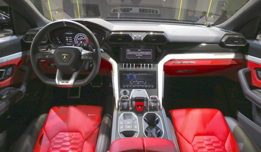 Lamborghini Urus|ランボルギーニ ウルス009