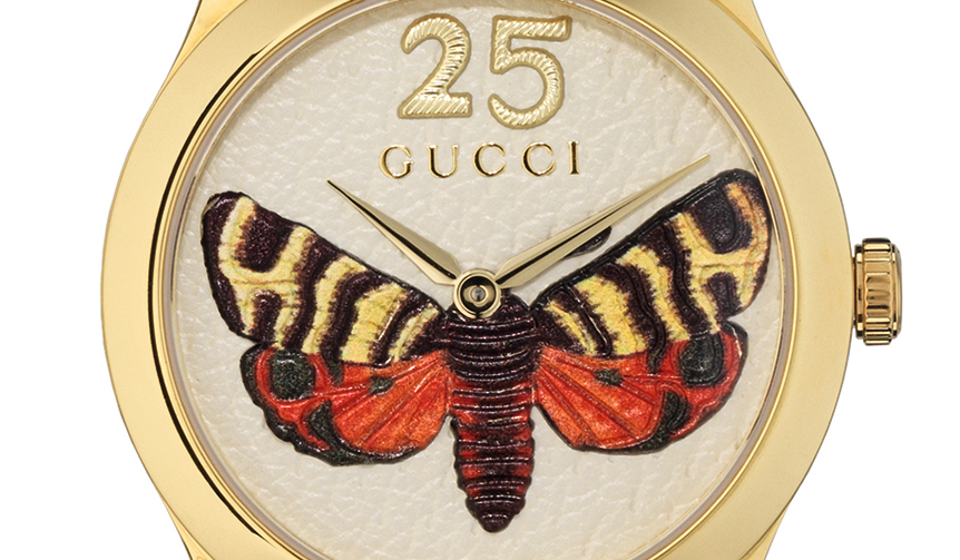GUCCI | グッチ タイムピーシズが、G-タイムレス コレクションから新作を発表
