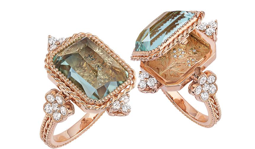 Dior|ハイジュエリーたちが紡ぎだす、妖しくも美しい物語