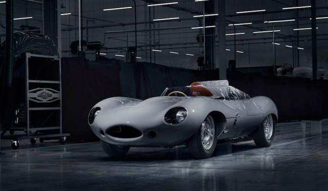 62年を経てジャガーが「Dタイプ」の製造を再開|Jaguar