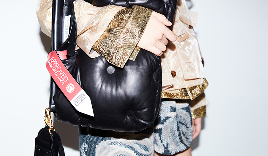 独創的なキルティング! 新バッグ「Glam Slam(グラム スラム)」|Maison Margiela