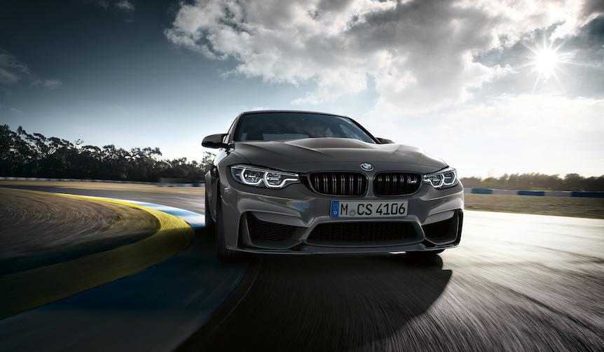 460馬力の直6搭載セダンBMW「M3 CS」発売|BMW
