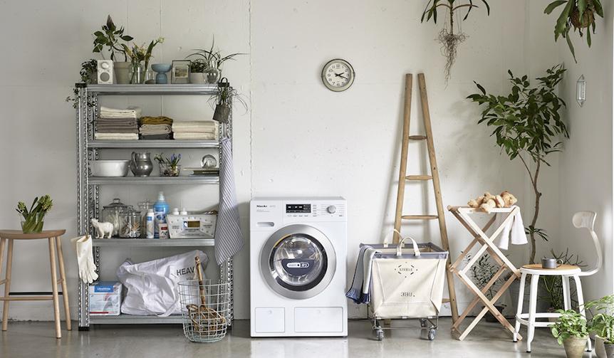 Miele|ヨーロッパにおける洗濯機製造のパイオニア。その英知を集結した 「WT1」