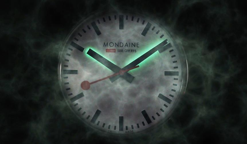 MONDAINE|「stop2go(ストップ・トゥ・ゴー)」シリーズより、蓄光機能搭載モデルが登場