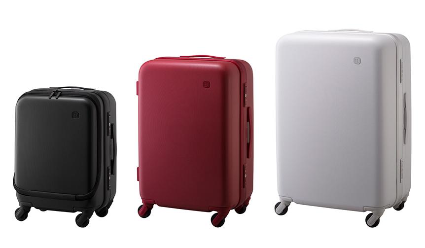 ±0|走行時のタイヤノイズを約75%カット。老舗メーカーと協業したスーツケース