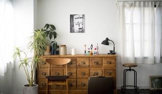 スマホの写真や自身のイラストをオンラインからキャンバスフレームに|富士フイルム