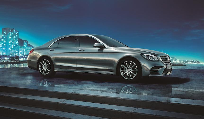 新パワートレーンのSクラスが登場|Mercedes-Benz
