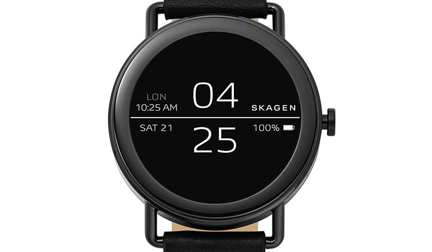 SKAGEN | もっと新しく。もっとシンプルに。タッチスクリーン「Falster  Smartwatch」登場