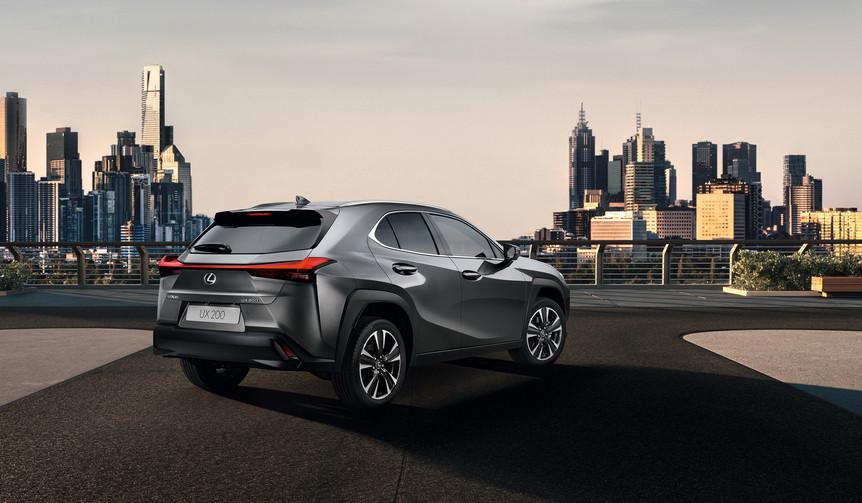 コンパクトSUV「UX」をジュネーブでワールドプレミア|Lexus