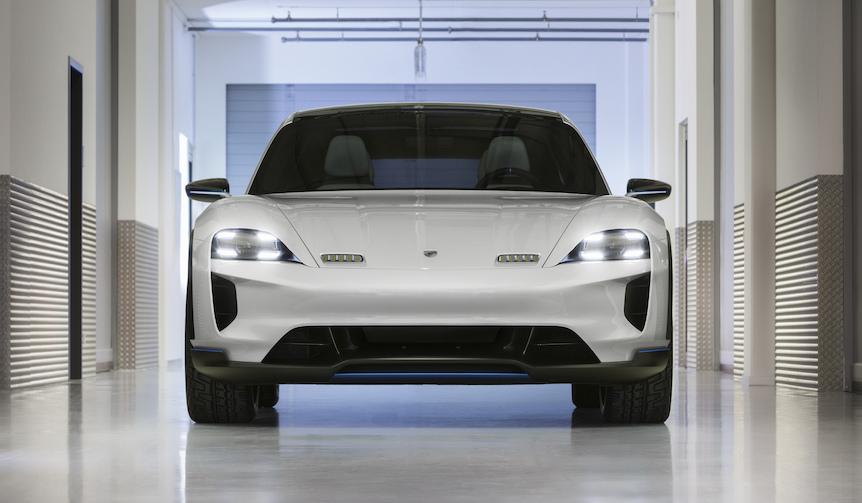 Porsche Mission-E Cross Turismo ポルシェ ミッション E クロスツーリスモ