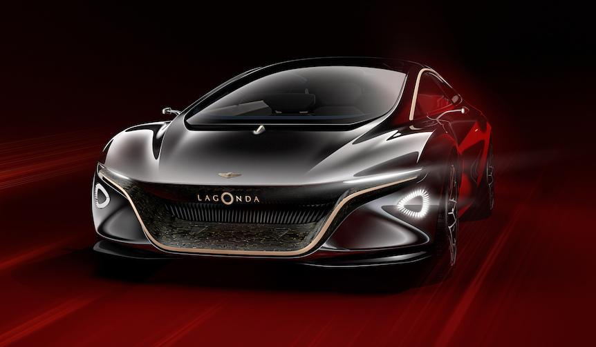 アストンのEV「ラゴンダ ビジョンコンセプト」発表|Aston Martin