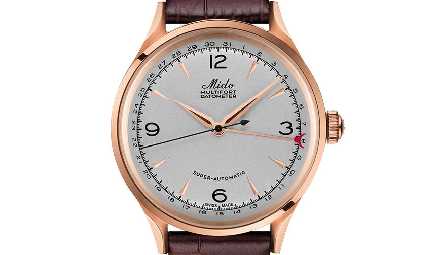 MIDO|タイムレスな魅力を放つ、ブランド100周年記念モデル